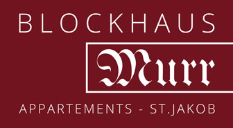 Logo Blockhaus Murr Appartments
